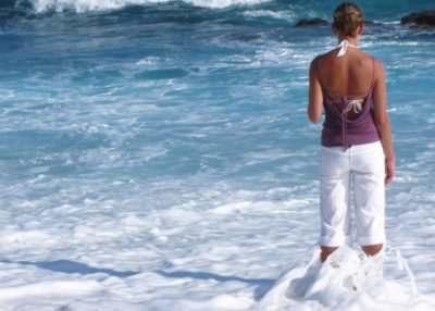 уединиться с морем