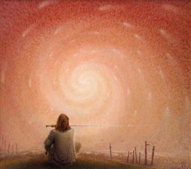 начать смотреть на мир по другому