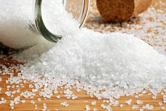 соль для очистки дома