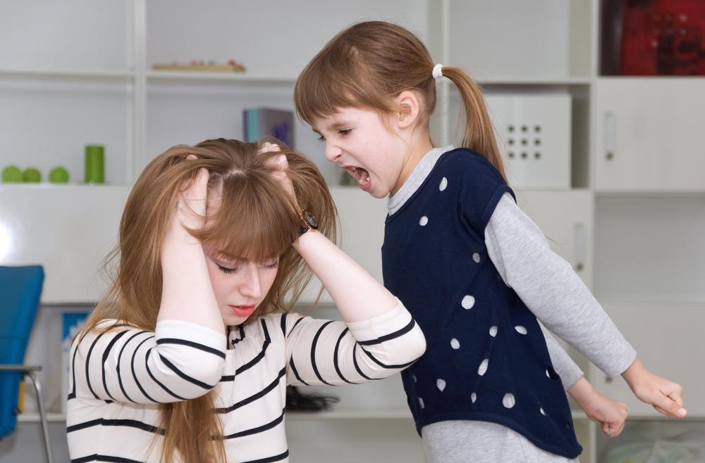Наладить отношения с детьми