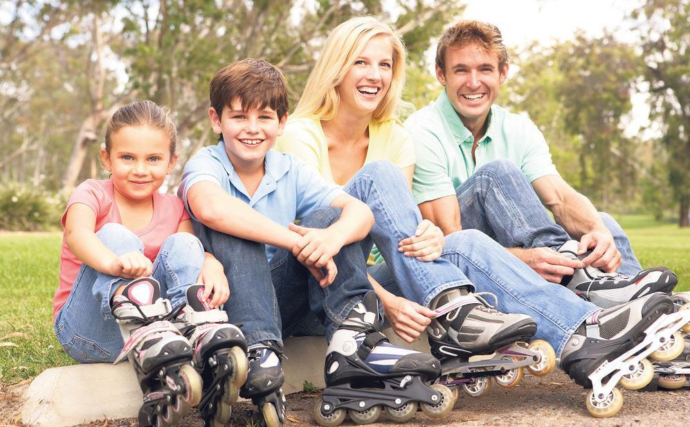 Семья и здоровый образ жизни её составляющих.