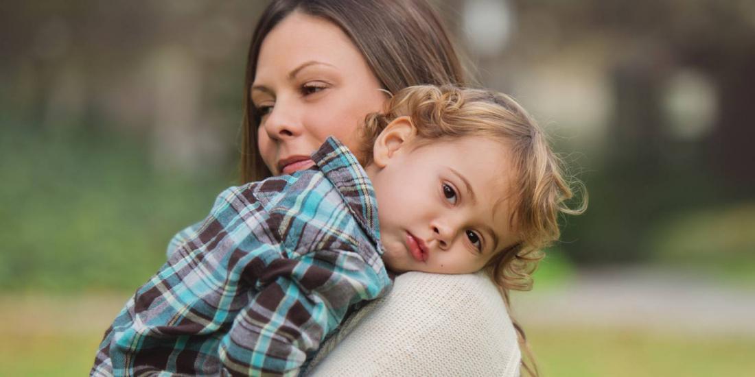 Выходить ли замуж с ребёнком