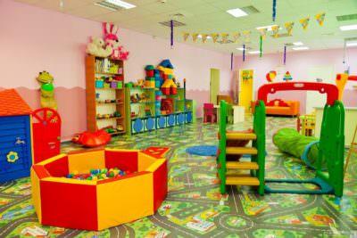 Детский сад плюсы и минусы.
