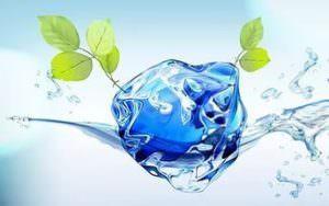 Как сделать воду живой