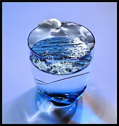 Как сделать воду живой в домашних условиях?