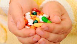 антибиотики и ребенок