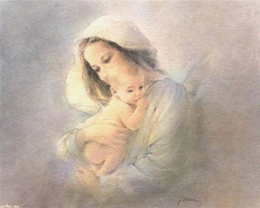 возвышенная мать