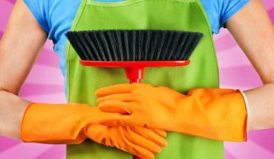 сделать уборку