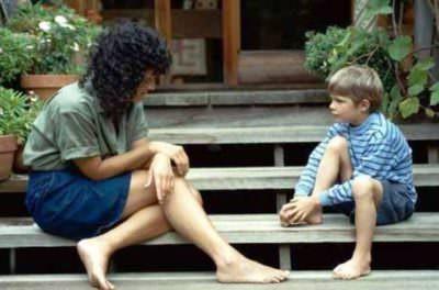 разговор по душам с ребенком